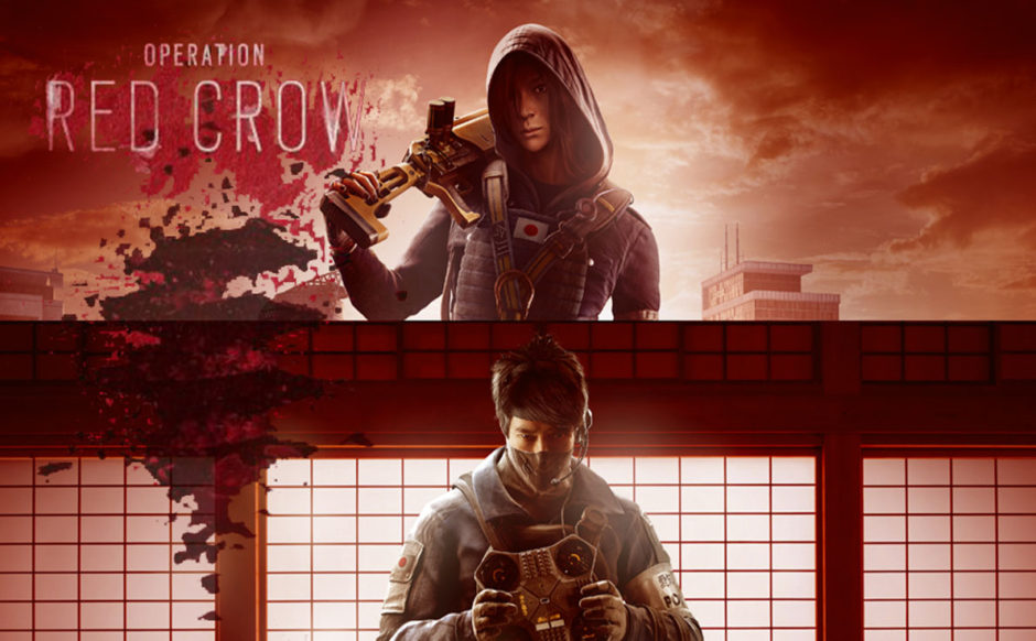 Rainbow six siege operation red crow is here nxl gaming - R6 siege echo ...