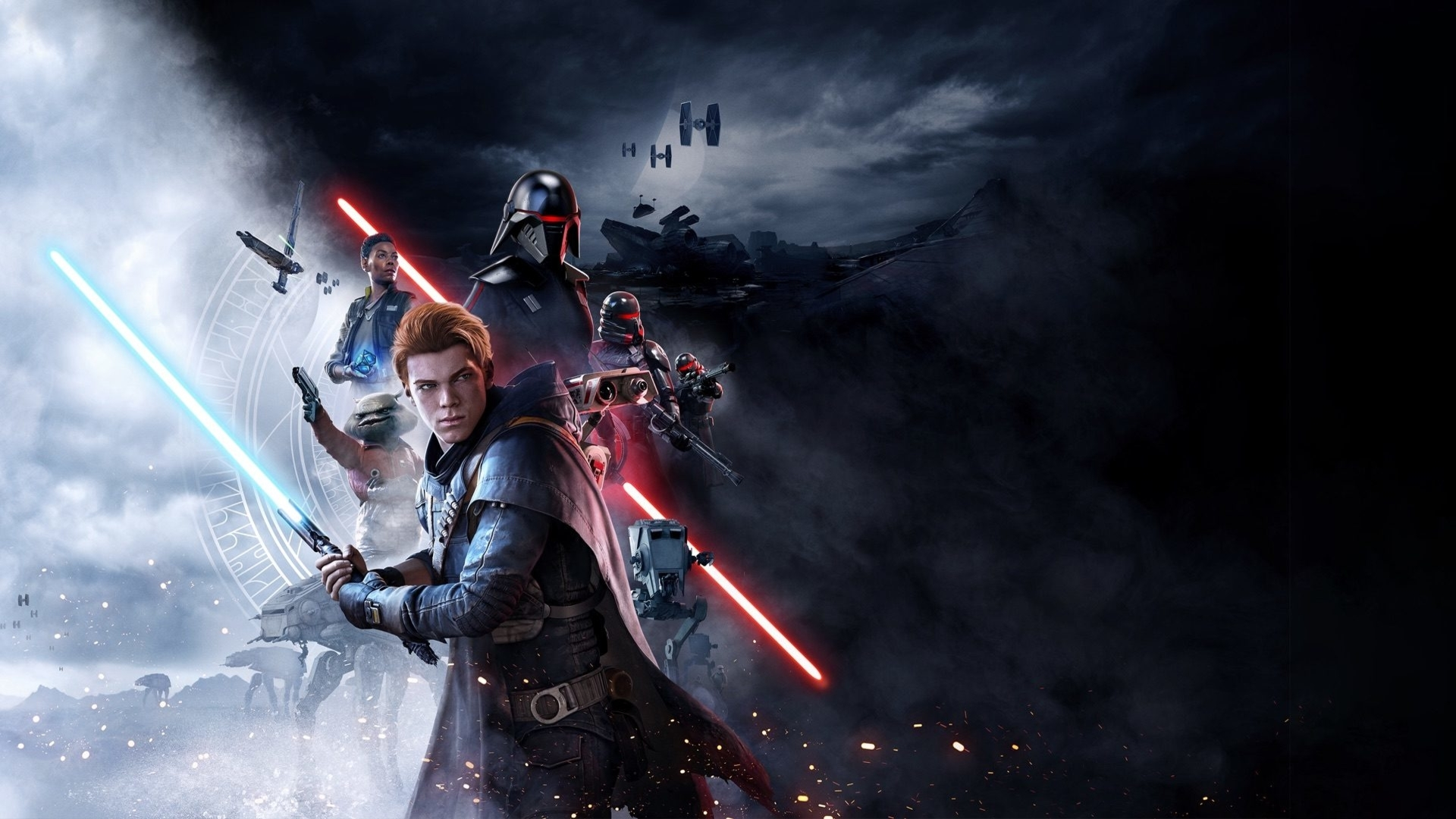 Star Wars Jedi Fallen Order Gameplay Reveal Live From E3