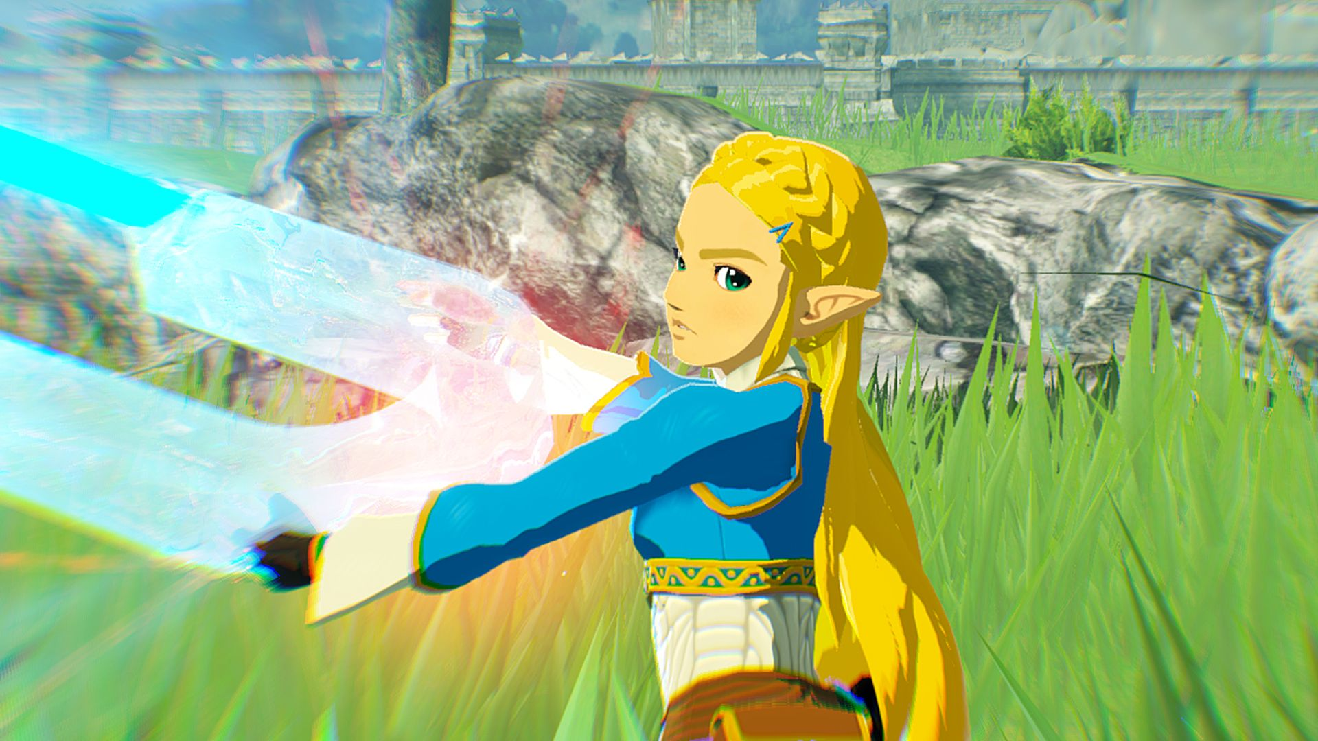 Hyrule Warriors Age Of Calamity First Impressions Start Of The Storm